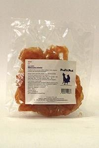 YANTAI China Pet Foods Want Dog Sušené kuřecí Věnečky Měkké 250 g