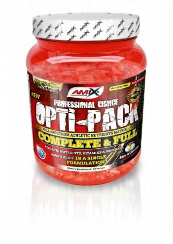 Amix Opti-Pack Complete & Full 30 sáčků