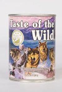 Taste of the Wild Wetlands Wild Fowl konzerva 375 g
