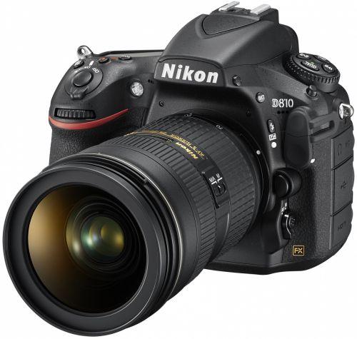 Nikon D810 cena od 79990 Kč