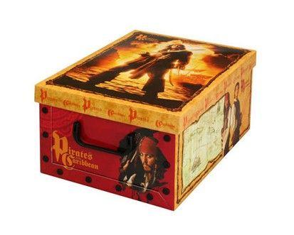 VETRO-PLUS Úložná krabice Disney 32x40x17 cena od 85 Kč