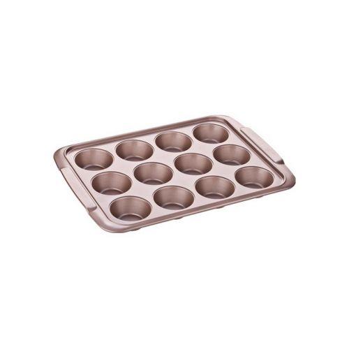 Tescoma DELÍCIA GOLD Forma na muffiny cena od 399 Kč