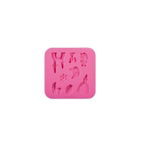 Tescoma DELÍCIA DECO pro holky Silikonové formičky cena od 99 Kč