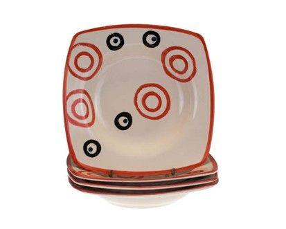 VETRO-PLUS sada hlubokých talířů cena od 141 Kč