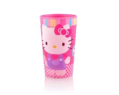 BANQUET Pohárek 250 ml Hello Kitty cena od 49 Kč