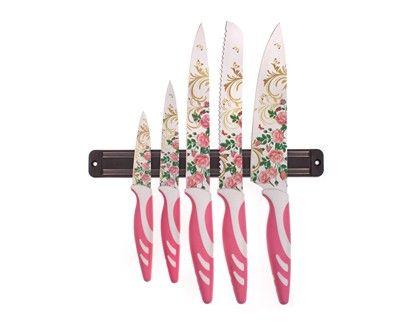 BANQUET Prisma Rossata sada nožů 5 ks cena od 399 Kč