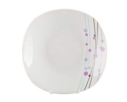 BANQUET Valentia talíř hluboký 23 cm cena od 0 Kč