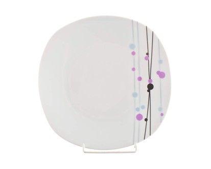 BANQUET talíř dezertní square 20 cm cena od 0 Kč