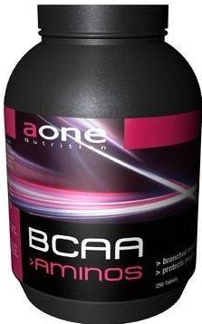 Aone BCAA Aminos 500 kapslí