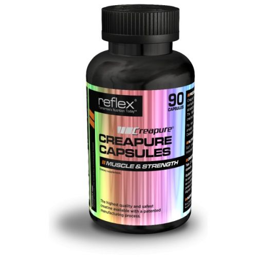 Reflex Nutrition Creapure Creatine Capsules 90 kapslí