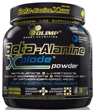OLIMP Sport Nutrition Beta-Alanine Xplode Powder 420 g