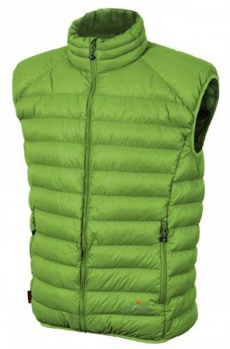 26ef5a957262 Warmpeace Drake vesta je velmi lehká pánská vesta