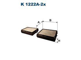 Filtron K1222A-2X