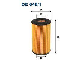 Filtron OE648/1