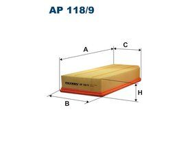 Filtron AP118/9