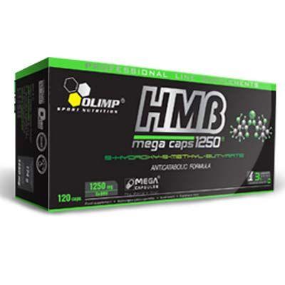 OLIMP-Sport-Nutrition HMB mega caps 1250 120 kapslí