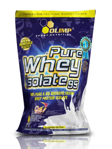OLIMP-Sport-Nutrition Pure Whey Isolate 95 600 g