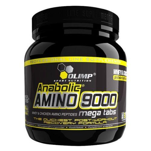 OLIMP-Sport-Nutrition Anabolic Amino 9000 300 kapslí