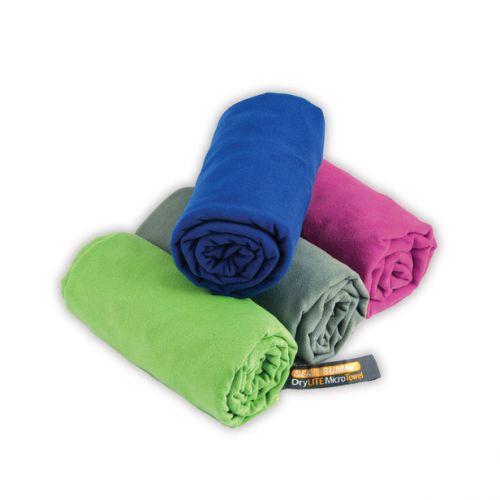 Sea to Summit Drylite Towel antibacterial L Berry Ručník