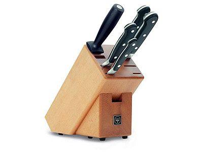 Wüsthof Blok s noži 5 dílů Classic 9832 cena od 7490 Kč