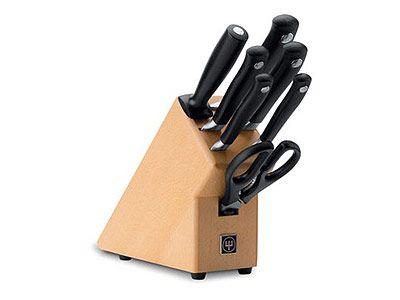 Wüsthof Blok s noži 7 dílů Grand Prix II 9851 cena od 2990 Kč