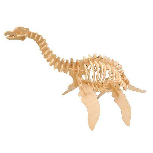 Woodcraft Plesiosaurus J010