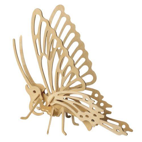 Woodcraft Motýl E004