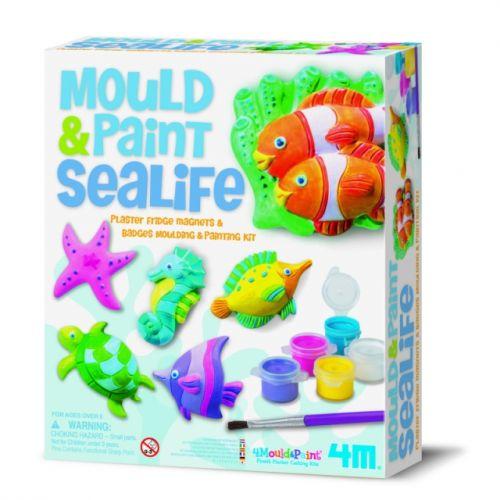 Sádrové odlitky - Podmořský svět cena od 167 Kč