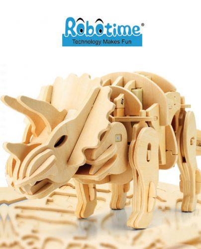 RoboTime Malý TRICERATOPS D430 cena od 369 Kč