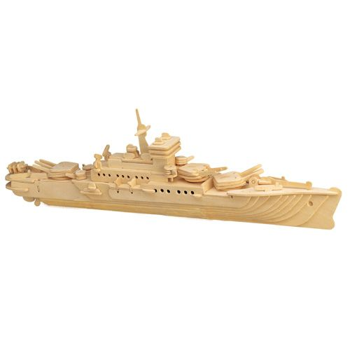 Woodcraft Loď křižník P047 cena od 151 Kč