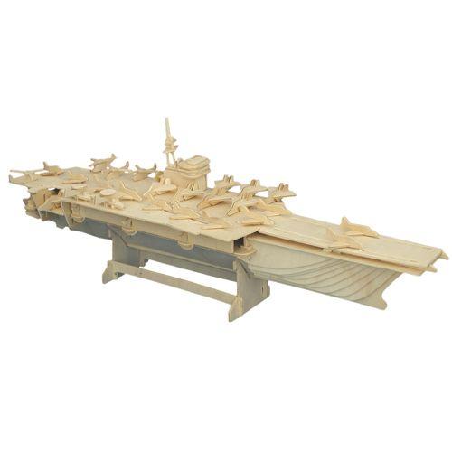 Woodcraft Letadlová loď P048