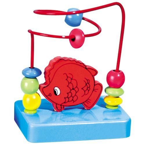 HJ Toys Motorický labyrint rybka