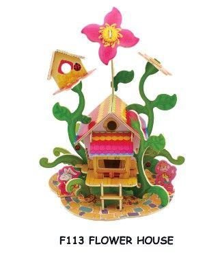 RoboTime Květinový domeček
