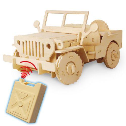 RoboTime Jeep na dálkové ovládání V400 cena od 589 Kč