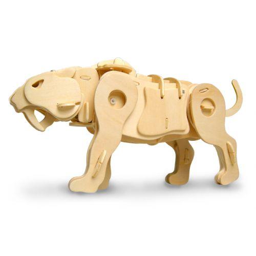 RoboTime Šavlozubý tygr A410 cena od 369 Kč
