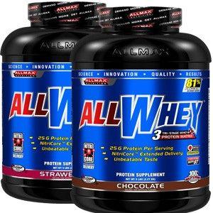 Allmax AllWhey Protein 2+1