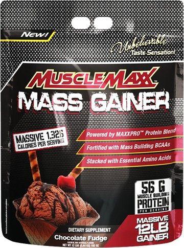 Allmax MuscleMaxx Gainer 5,5 kg