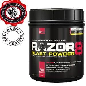 Allmax Razor 8 Blast 560 g
