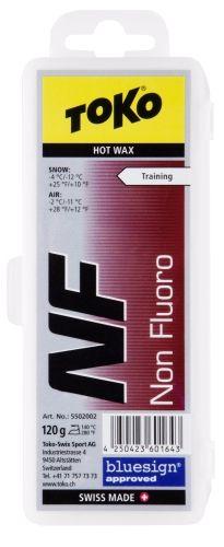 Toko NF Hot Wax červená 120 g