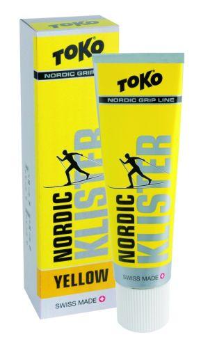 Toko Nordic Klister žlutá 55 g