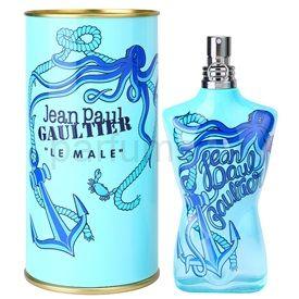 Jean P. Gaultier Le Male Summer kolínská voda pro muže 125 ml cena od 1050 Kč