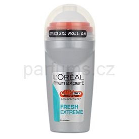 L'Oréal Paris Men Expert 48 Hours Dry Non-stop antiperspirant pro muže (Fresh Extreme, Roll-On) 50 ml