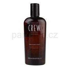 American Crew Classic gel na vlasy lehké zpevnění (Light Hold Styling Gel) 250 ml