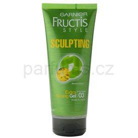 Garnier Fructis Style Sculpting gel na vlasy s výtažkem z bambusu (Extra Strong Gel - 03 Extra Strong) 200 ml