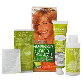 Garnier Color Naturals Creme barva na vlasy odstín 8 Light Blond 4 pcs