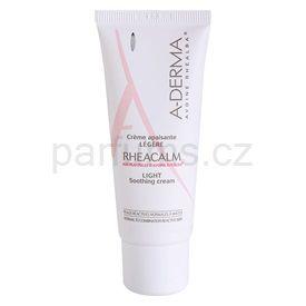 A-Derma Rheacalm zklidňující krém pro normální až smíšenou pleť (Light Soothing Cream) 40 ml