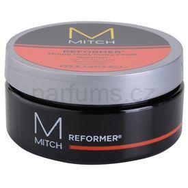 Paul Mitchell Mitch gel na vlasy silné zpevnění Reformer (Strong Hold/Matte Finish Texturizer) 85 gr