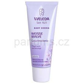 Weleda Baby Derma zklidňující pleťový krém pro děti (Soothing Face Cream) 50 ml