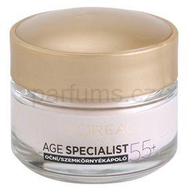 L'Oréal Paris Age Specialist 55+ oční krém proti vráskám (Recovering Care) 15 ml