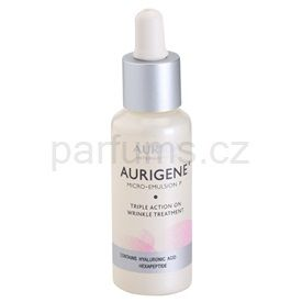 Auriga Aurigene Micro-Emulsion P protivrásková emulze (Triple Action Anti-Wrinkle Treatment) 15 ml